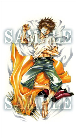 Saiyuki Bedsheets - Goku | Saru Anime