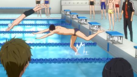 Free! Episode 3 | Saru Anime