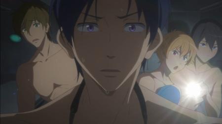 Free! Episode 6 | Saru Anime